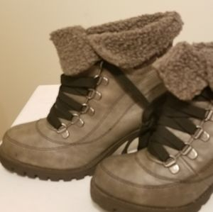 Jellypop womens ankle boot size 8